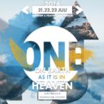 One 2016 On earth as it is in heaven